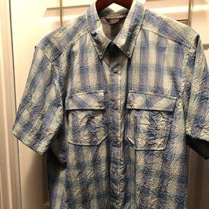 Fishing shirt by Exofficio
